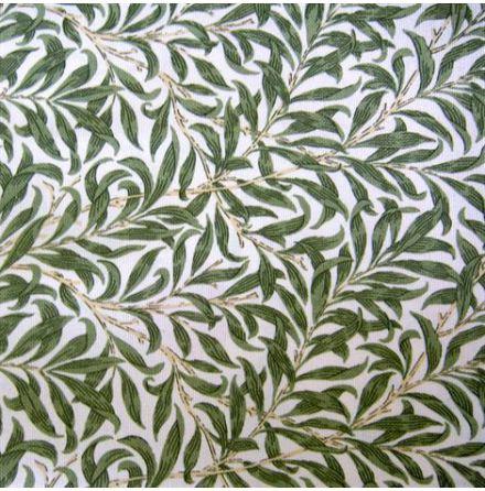 Hemtextil Ramas grön