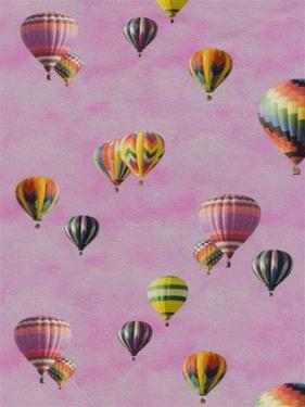 Jersey  Digitalprint med Luftballonger
