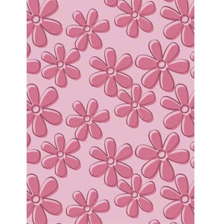 Jersey m Blommor