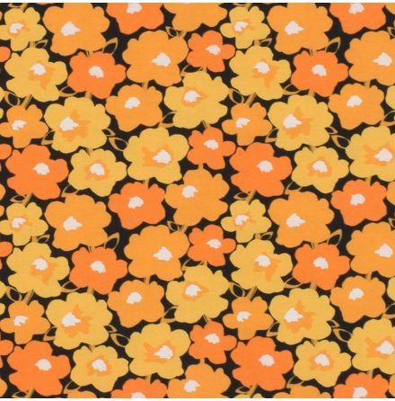 Trikå Carnaby gul orange